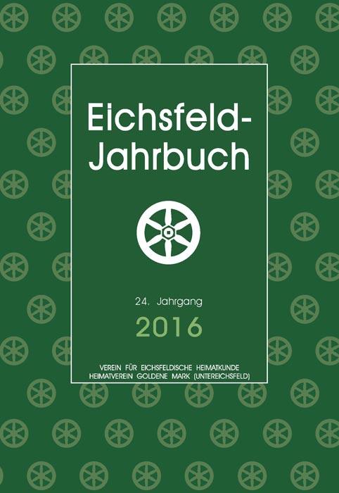 Cover - Jahrbuch 2016
