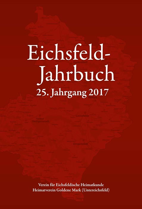 Cover - Jahrbuch 2017