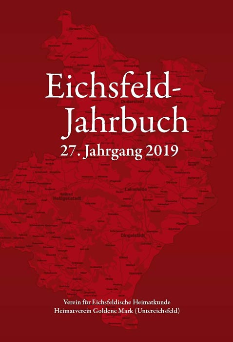 Cover - Jahrbuch 2019