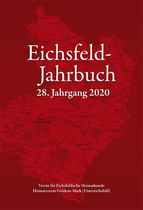 Cover - Jahrbuch 2020