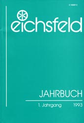Cover - Jahrbuch 1993