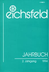 Cover - Jahrbuch 1994