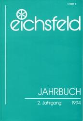 Cover - Jahrbuch 1994