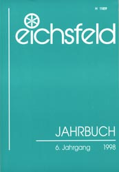 Cover - Jahrbuch 1998