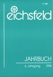 Cover - Jahrbuch 1998