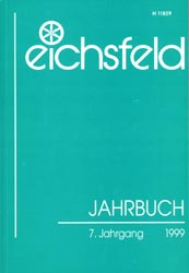 Cover - Jahrbuch 1999